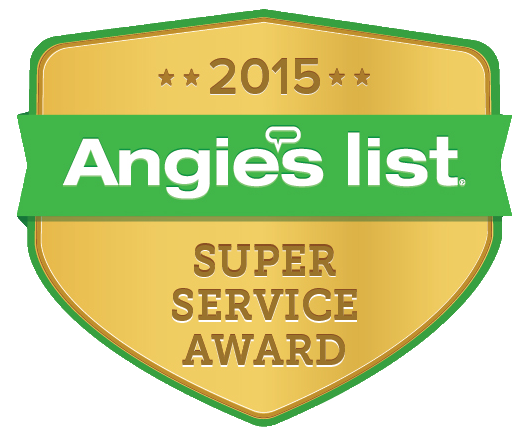 Angie's list service award 2015